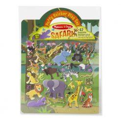 Naklejki wypukłe Safari