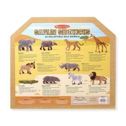 Figurki Safari
