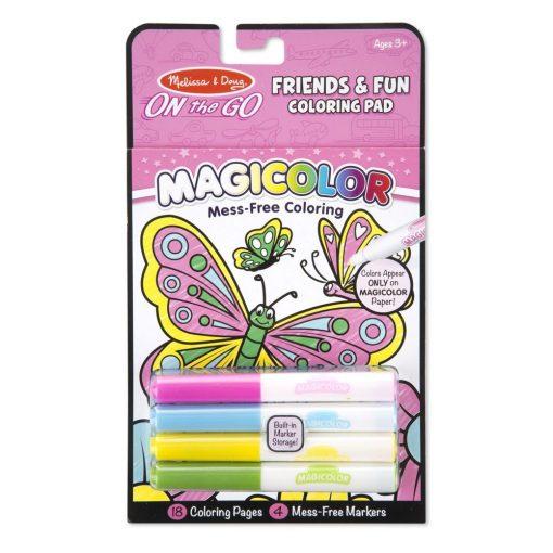 Magiczna kolorowanka Przyjaciele