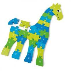 Puzzle Żyrafa