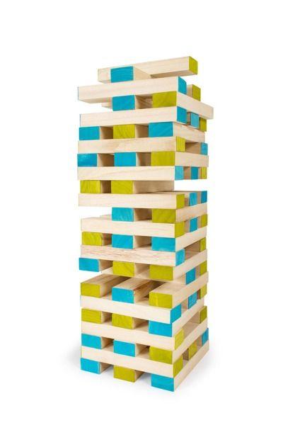 Wieża z klocków XL