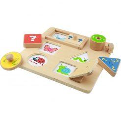 Zabawka Ciekawskie dziecko