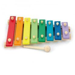Kolorowe dzwonki chromatyczne