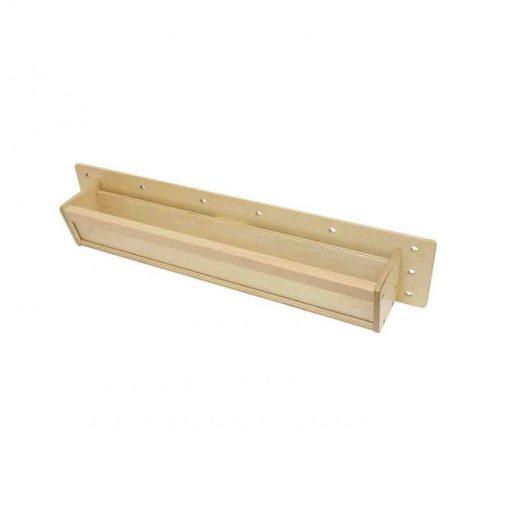 Drewniana półeczka