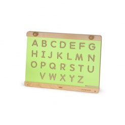 Drewniana tablica do rysowania