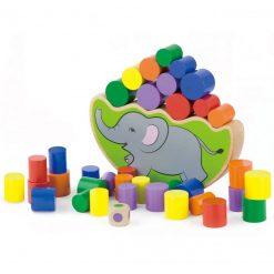 Gra Balansujący słoń