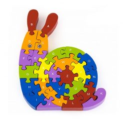 Puzzle 3D Ślimak
