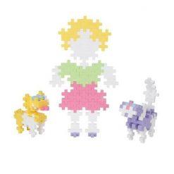 Klocki Midi Pastel – Dziewczynka