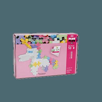 Klocki Midi Pastel – Jednorożec