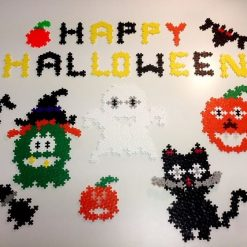 Klocki Mini Basic Halloween