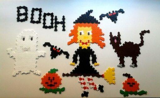 Klocki Mini Basic Halloween