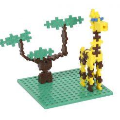 Klocki Mini Tuba Żyrafa