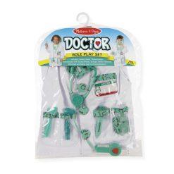 Przebranie lekarz