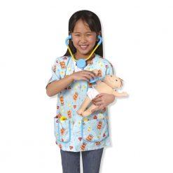 Przebranie pediatra