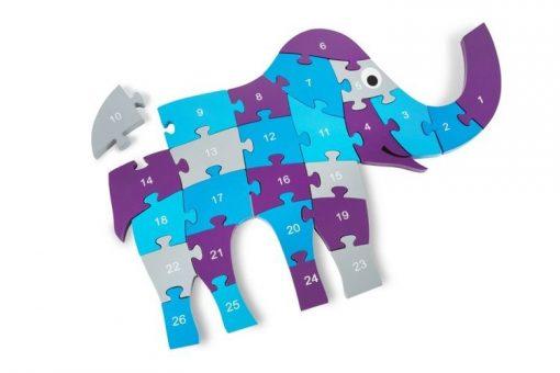 Puzzle Słoń