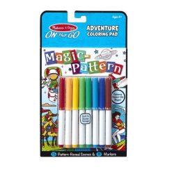 Magiczna kolorowanka Przygody