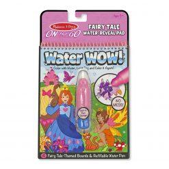 Malowanka wodna Księżniczki