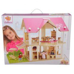 Piętrowy Domek dla Lalek