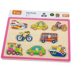Puzzle Pojazdy