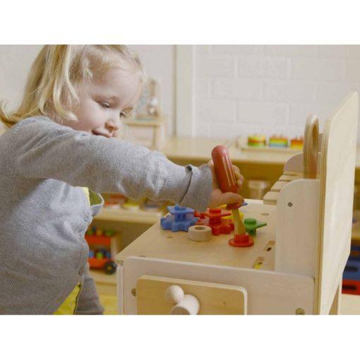 Warsztat stolarza dla dzieci