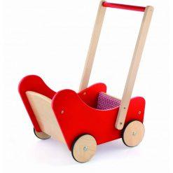 Wózek dla lalek-pchacz z cichymi kołami