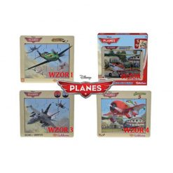 Puzzle w Ramce – Samoloty