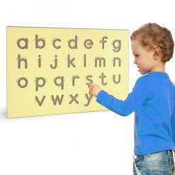 Nauka Pisania Małe Litery