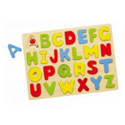 Puzzle do Nauki Alfabetu