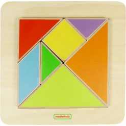 Puzzle edukacyjne Tangram