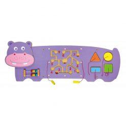 Tablica Manipulacyjna - Hipopotam