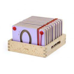 Tabliczki Magnetyczne – Nauka cyferek