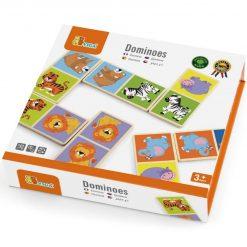 Domino – Zestaw ze Zwierzątkami