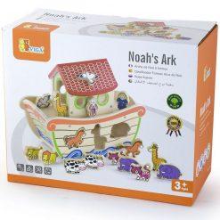 Arka Noego z Figurkami Zwierząt