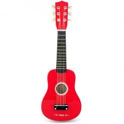 Gitara dla Dzieci Czerwona