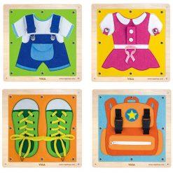 Tablice Sensoryczne Ubrania