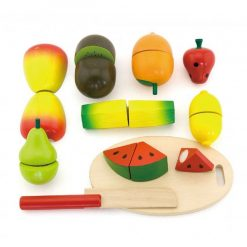 Zestaw Krojenia z Owocami