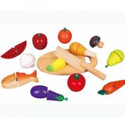 Zestaw Krojenia z Warzywami