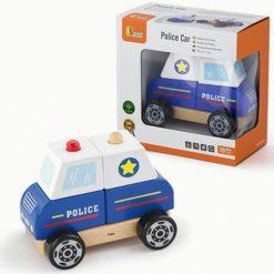 Zestaw Klocków Policja