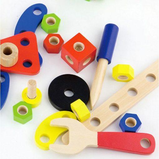 Zestaw Klocków Konstrukcyjnych