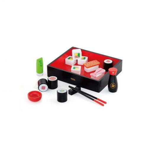 Sushi – Nauka Jedzenia Pałeczkami