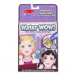 Malowanka wodna Makijaż