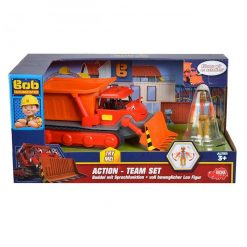 Spychacz Bob Budowniczy Figurka Leo
