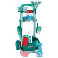 Wózek z Akcesoriami do Sprzątania