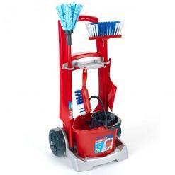 Wózek do Sprzątania z Akcesoriami