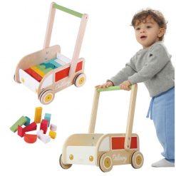 Chodzik dla Dzieci z Klockami