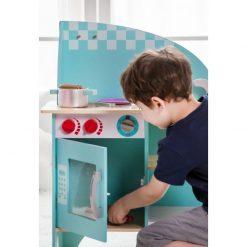 Niebieska Kuchnia dla Dzieci