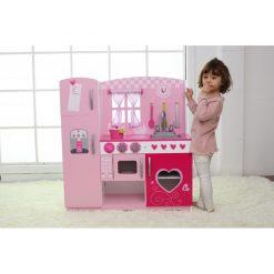 Różowa Kuchnia dla Dzieci