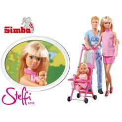 Steffi Love w ciąży Rodzina z dzieckiem