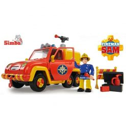 Strażak Sam Pojazd strażacki