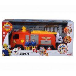 Wóz strażacki Jupiter Nowa wersja